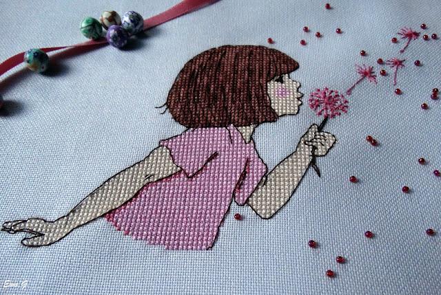 """Belle & Boo """"Dandelion"""" #1"""