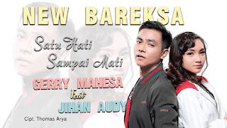 Lirik Lagu Satu Hati Sampai Mati - Jihan Audy Feat Gerry Mahesa
