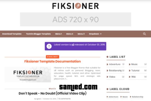 Fikisoner Gratis, blogger template, template blogspot gratis, Redisgn fikisoner