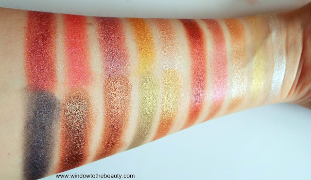 Foil Frenzy swatches and review