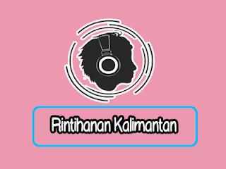 Lirik Lagu Rintihan Kalimantan - Tino Ame