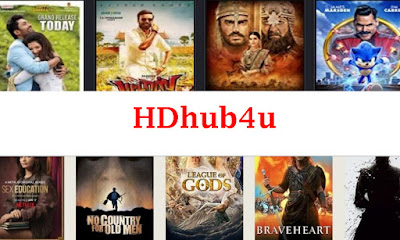 HDhub4u- Download 2020 Bollywood Hollywood Movies Online HDhub4u