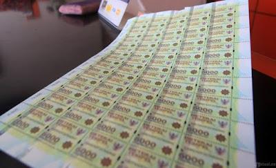 Tak Ada Lagi Rp 3.000 dan Rp 6.000, Bea Meterai Diusulkan Jadi Rp 10.000