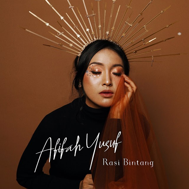 Afifah Yusuf merrilis single bertajuk Rasi Bintang Tentang Cinta Dan Zodiak
