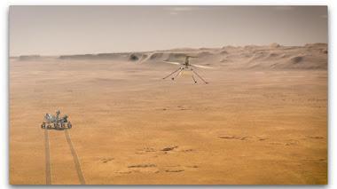 Pinguini su Marte