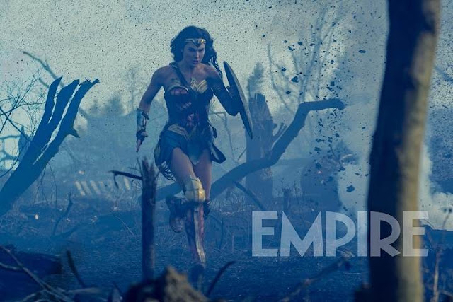 Gal Gadot protagoniza la película de Wonder Woman