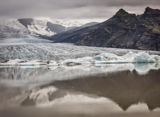 Diario de Viaje en Islandia - Jokursarlon hasta Pakgil