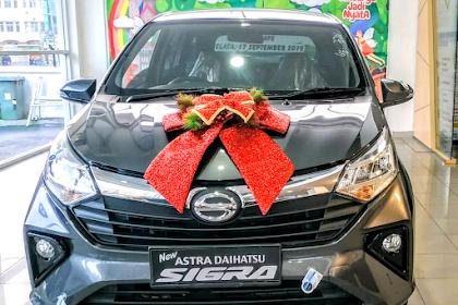 Mobil Mewah New Astra Daihatsu Sigra