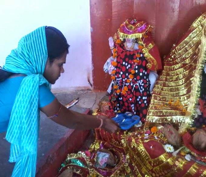 Amazing Maa Durga temple