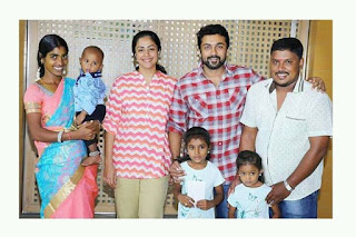 Latest Exclusive images of Surya and Jyothika - Suriyaourhero.blogspot.in