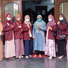 Perencanaan Kolaborasi Program Kerja Tim  KKN-IK Bulung  Kulon 01 Bersama Ketua PKK Desa Bulung Kulon