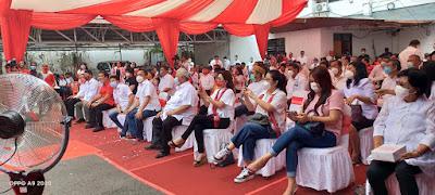 Imba All Out Dukung AA-RS di Pilwako