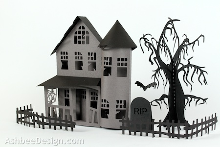 ashbee design silhouette projects ledge village haunted. Black Bedroom Furniture Sets. Home Design Ideas
