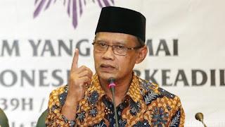 Diingatkan Muhammadiyah, Kondisi Ini Sudah Gawat, Pak Jokowi Harus Ambil Alih