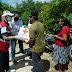 Cruz Roja y Walmart apoyan a más de mil familias de Cankab