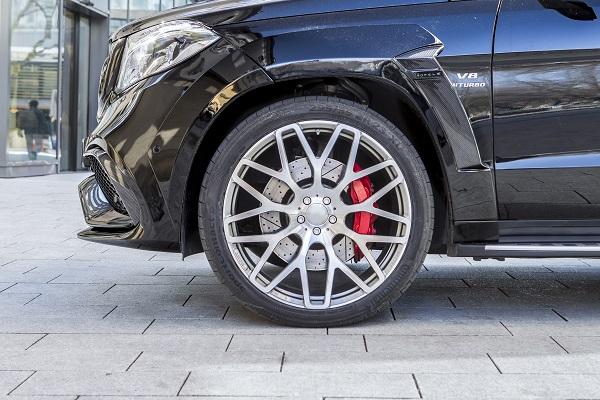 Mercedes-AMG GLS 63 de Hofele
