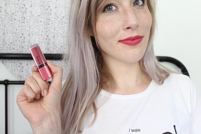 Bourjois Rouge edition Velvet review test