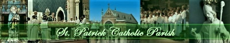 Saint Patrick Roman Catholic Church