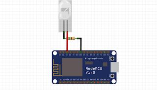ESP8266, Cara Membuat Project Remot IR dengan NodeMCU