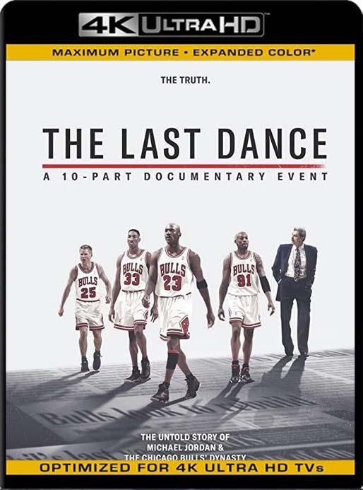 El último baile (Miniserie de TV) (2020) 4K 2160p UHD [HDR] Latino [GoogleDrive]