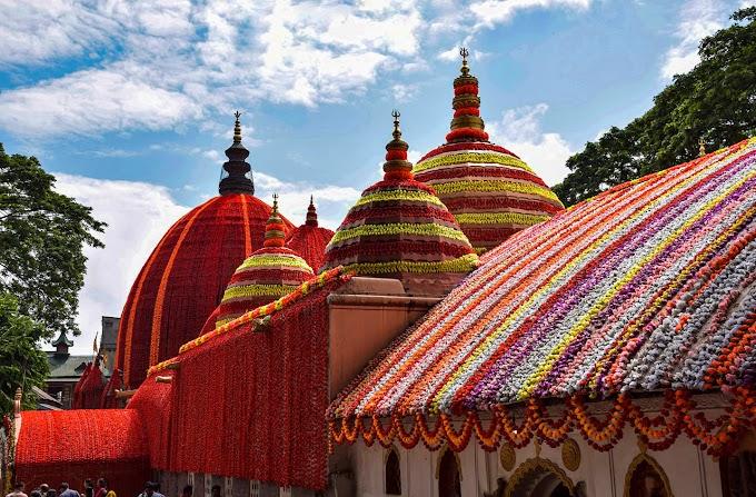 Maa kamakhya Temple Assam
