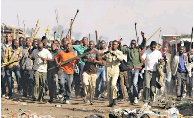 Gunshots alert in Osogbo as NURTW thugs clashes over alleged killing of a member
