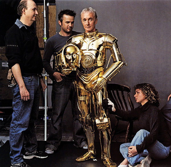 anthony daniels in costume - photo #7