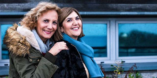 Elena Irueta, Ane Gabarain, Patria, HBO, Los Lunes Seriéfilos