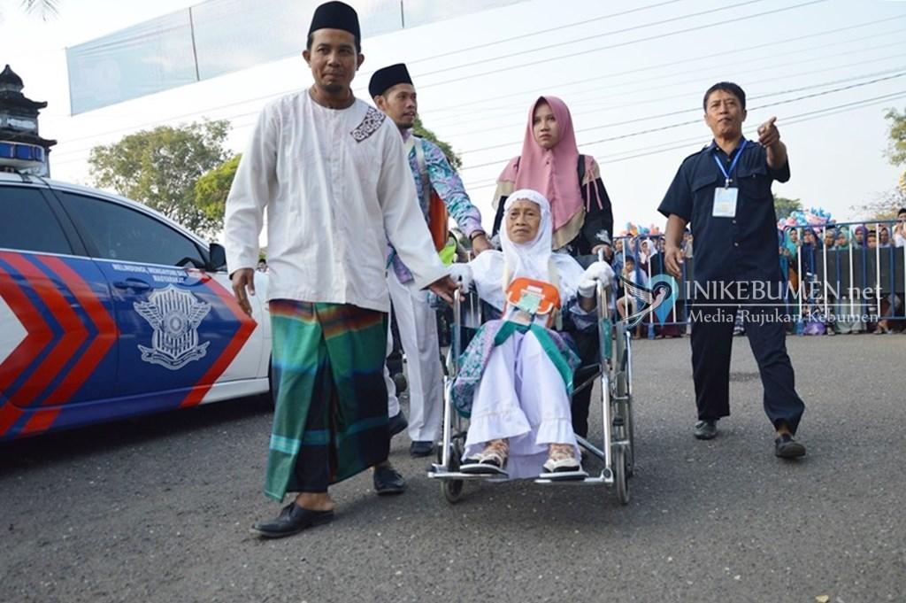 Diberangkatkan 4 Agustus 2019, 52 Calon Haji Kebumen Masuk Kloter Sapu Jagad