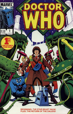 Doctor Who By Dave Gibbons