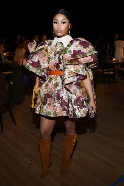 Nicki Minaj gives news on her newborn son and motherhood
