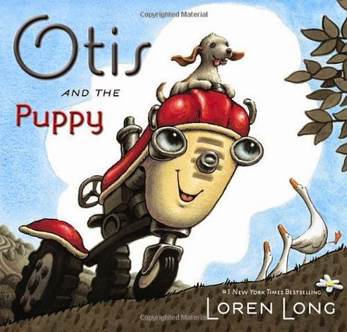 Otis and the Puppy, favorite cats and dogs book