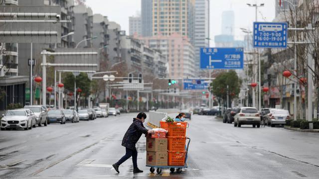 China Lockdown Satu Kota Baru karena COVID-19