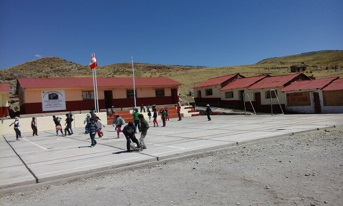 Escuela 56309 - Huninquiri