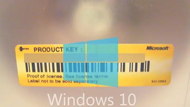 كيفية البحث عن مفتاح منتج ويندوز 10 والاتصال بحساب ميكروسوفت؟