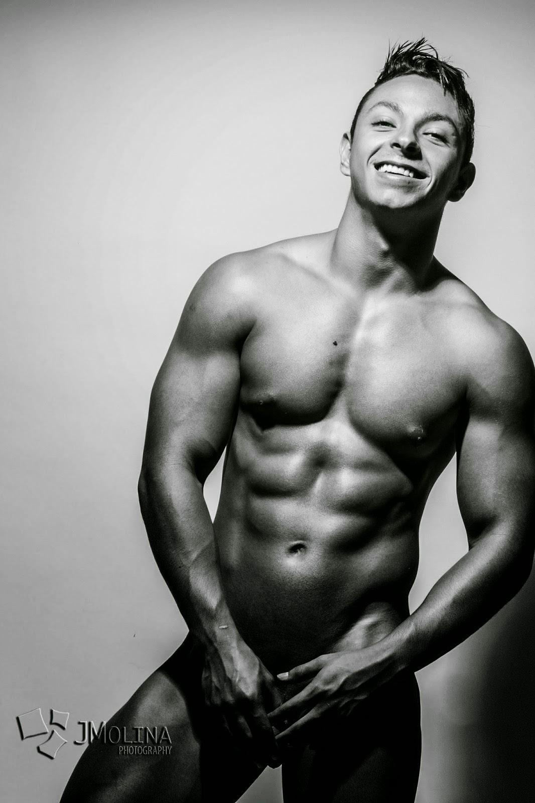 Hot Men From Central America: Josué López Bolaños, Hombre