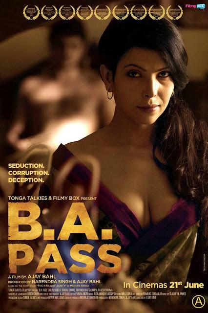 B.A. Pass 2013 Hindi Movie Free Download 480P BrRip 300mb