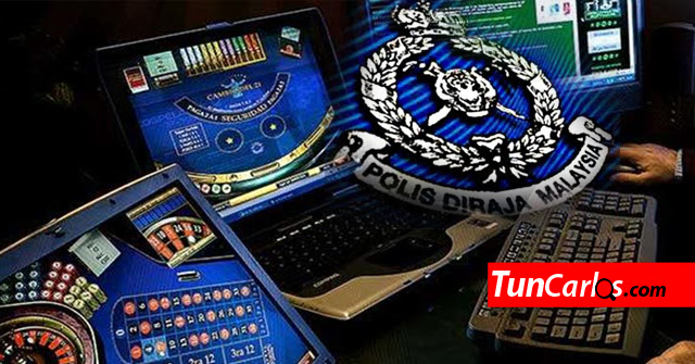 Skmm Sekat 1 777 Website Judi Online Kaut Lebih Rm100 Juta Semasa Pkp Tun Carlos