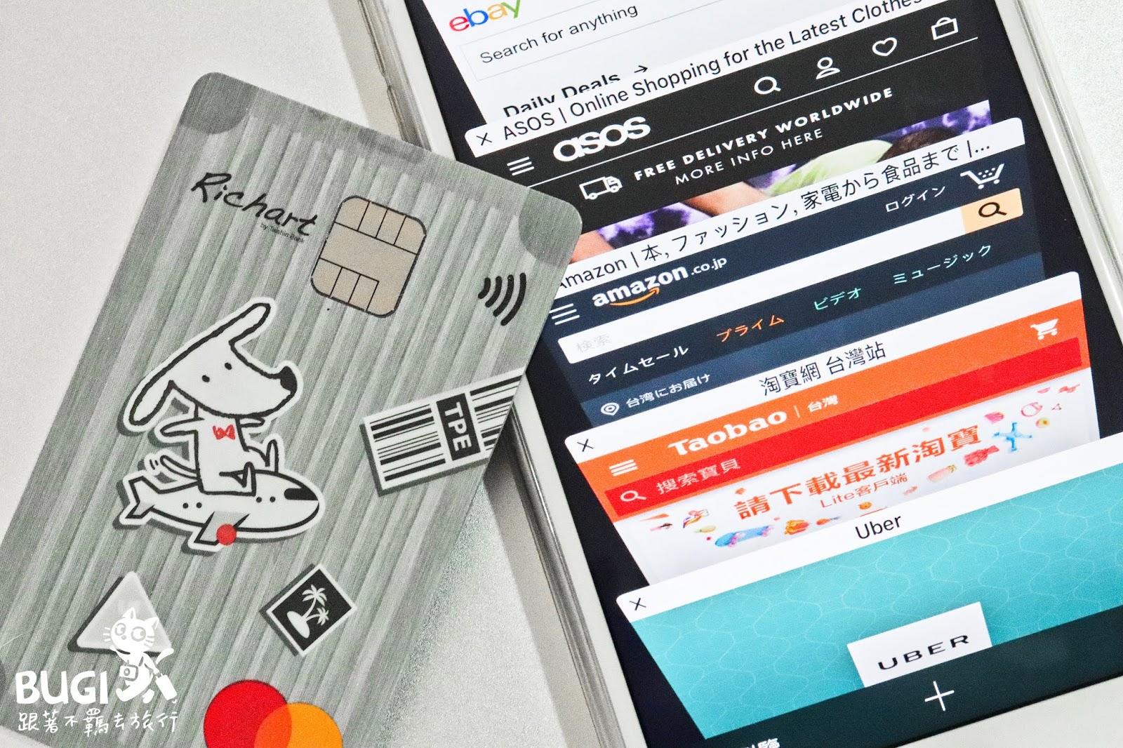 國外旅遊就帶它|臺新FlyGo飛狗卡 海外2.8%現金回饋無上限信用卡 - 跟著不羈去旅行