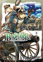 Blatzar: El arte de la guerra #3 - Arechi Manga