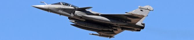Sixth Batch of Rafale Fighter Aircraft Lands In India
