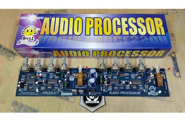 Jenis dan Fungsi Audio Processor pada Sound System