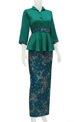50 Model Baju Gamis Untuk Wanita Langsing Dan Kurus Dengan