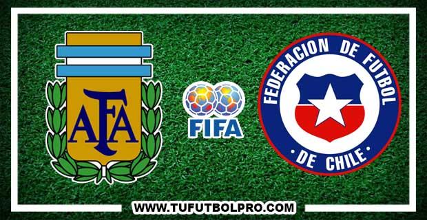 Ver Argentina vs Chile EN VIVO Por Internet Hoy 23 de Marzo 2017