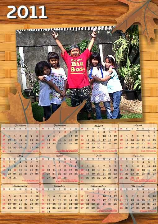 Jasa desain online desain cetak kalender online