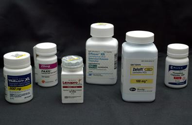 Antidepressants To Treat Depression