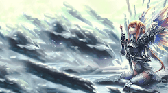 Seraph Lapis - Shadowverse [Wallpaper Engine Anime]