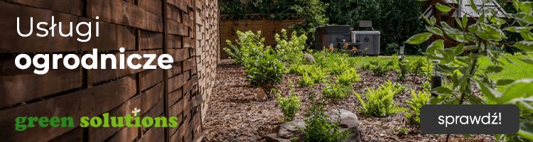 Usługi ogrodnicze Green Solutions