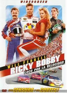 Ricky Bobby: Loco Por La Velocidad  – DVDRIP LATINO