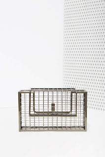 Nila Anthony Gridlock Metal Crossbody